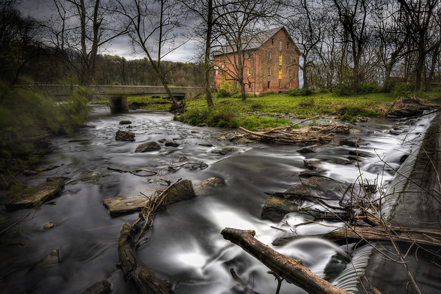 Bairs Mill