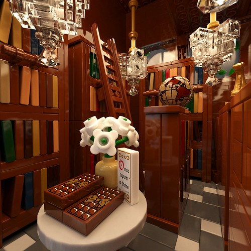 Bookstore Modular