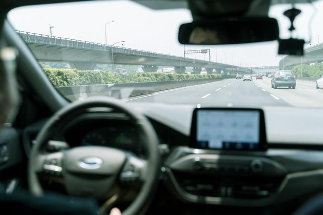 Ford Focus MK4 Co-Pilot 360 自動駕駛