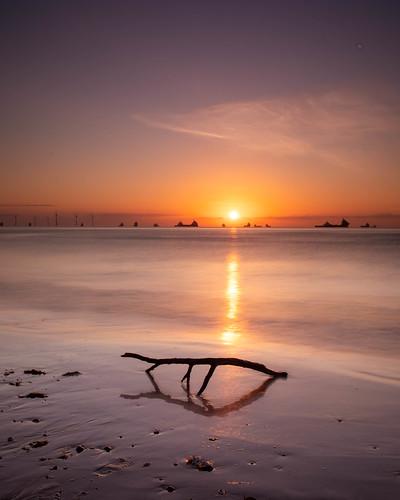 aberdeen aberdeenbeach sunrise sunset landscape longexposure ocean outdoor outside scotland water