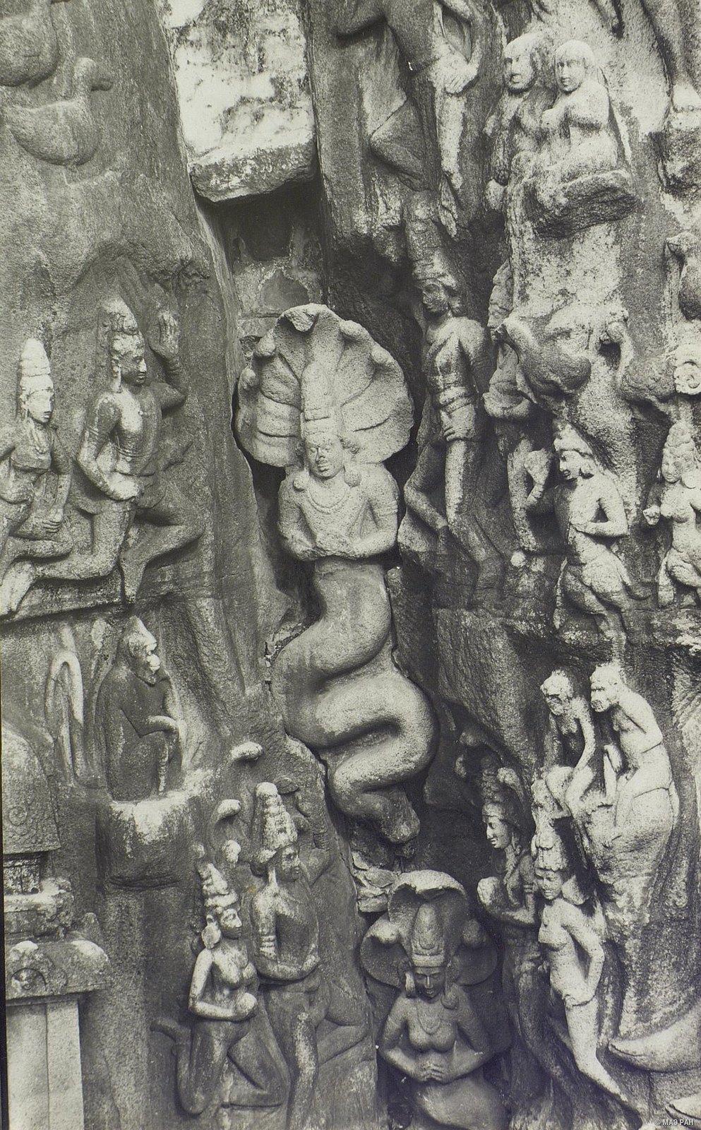 Мамаллапур (деталь рельефа) (16)