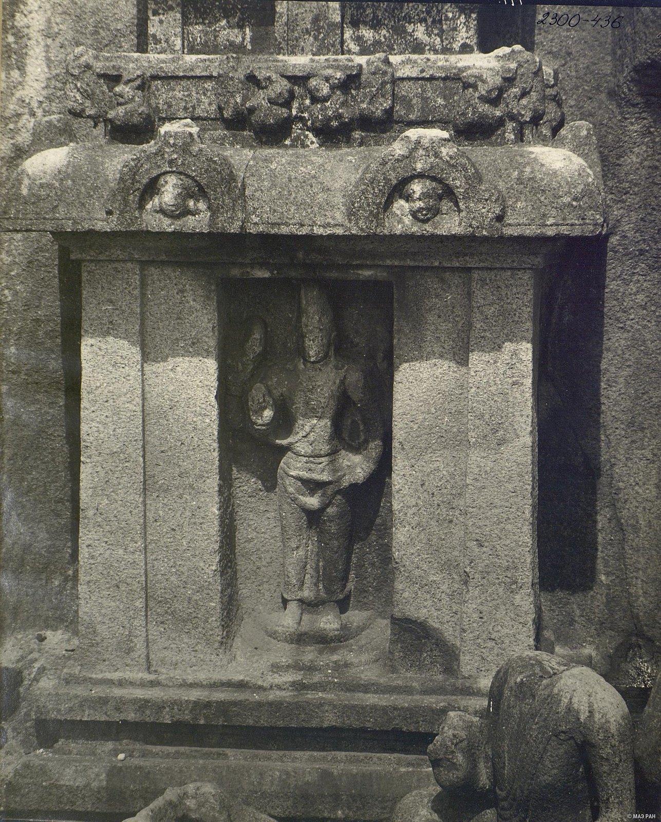 Мамаллапур (деталь рельефа) (5)