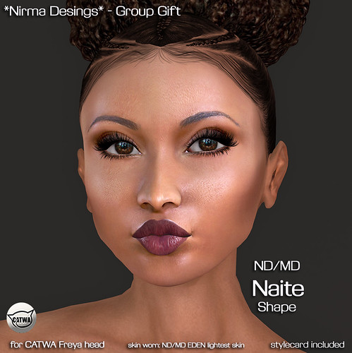 groupgift: ND/MD Naite