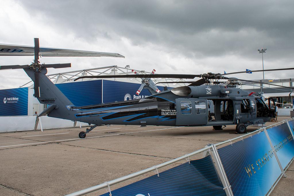 SP-YVE | PZL-Mielec S-70i Blackhawk | PZL-Mielec