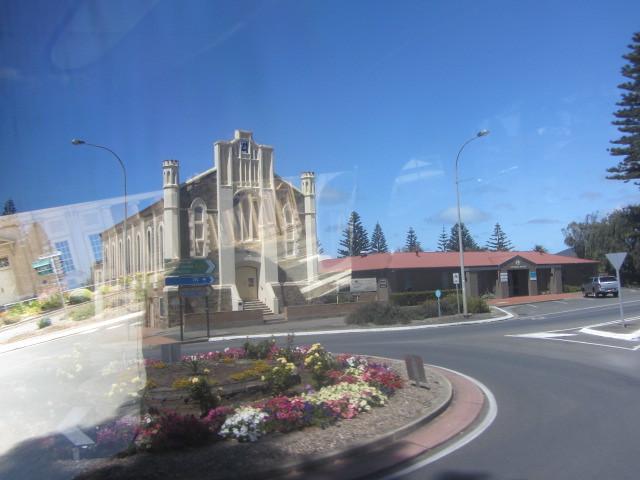 Newland Memorial Church, 1869,  Victoria  Ave, Victor  Hrbor, SA