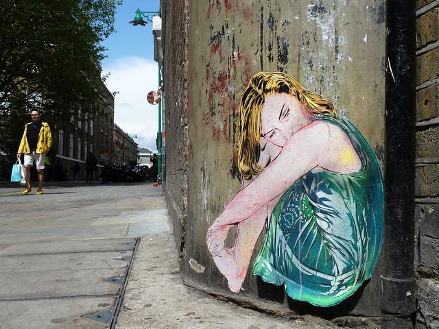 Jana & JS, Brick Lane, 2012