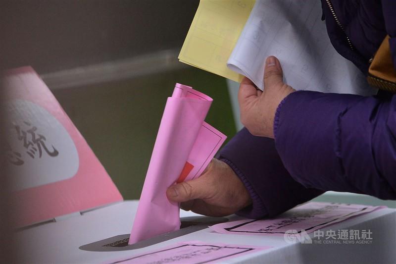 總統大選是台灣人四年一次的盛事。圖/取自中央社