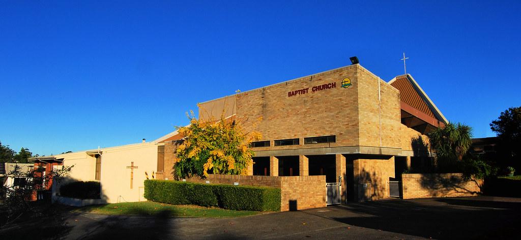 Baptist Church, Forestville, Sydney, NSW.