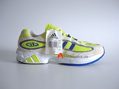 UNWORN 1997 VINTAGE ADIDAS ADIOS 2U RUNNING / RACING SPORT SHOES