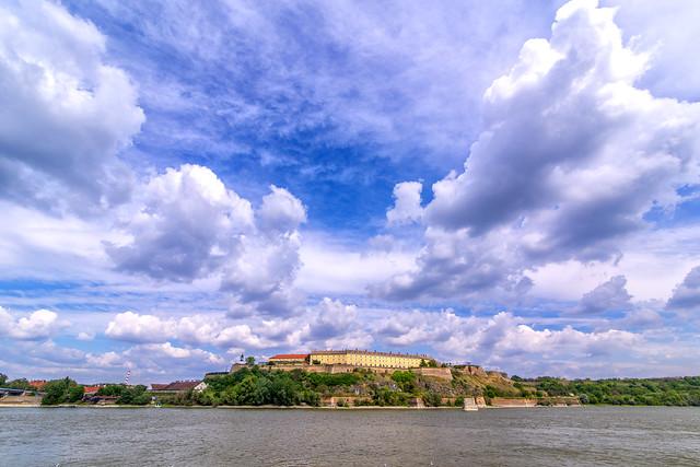 Petrovaradinska tvrdjava Novi Sad