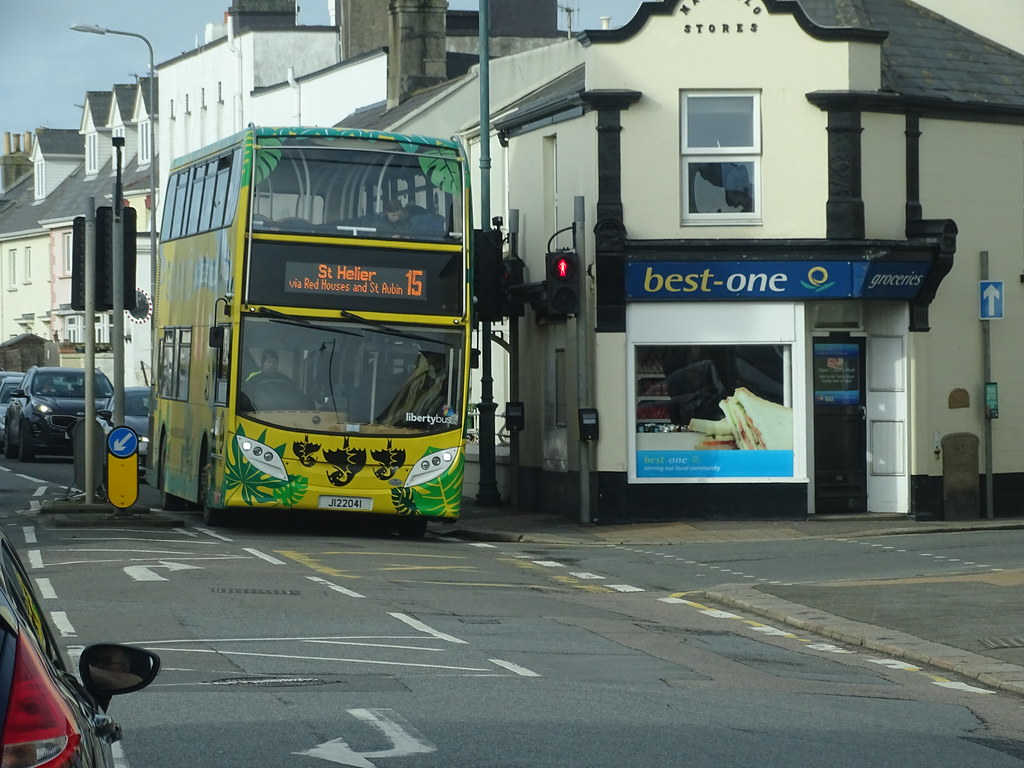 Libertybus 2604 | Seen at First Tower, St Helier. 31/01/20 | Coco ...