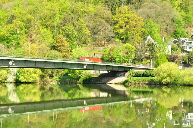 Neckargemünd am Neckar ... Kleingemünd ... Elsenz ... Brigitte Stolle
