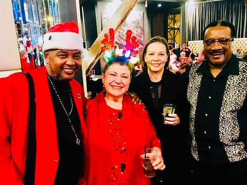 WWOZ Christmas Party 2019