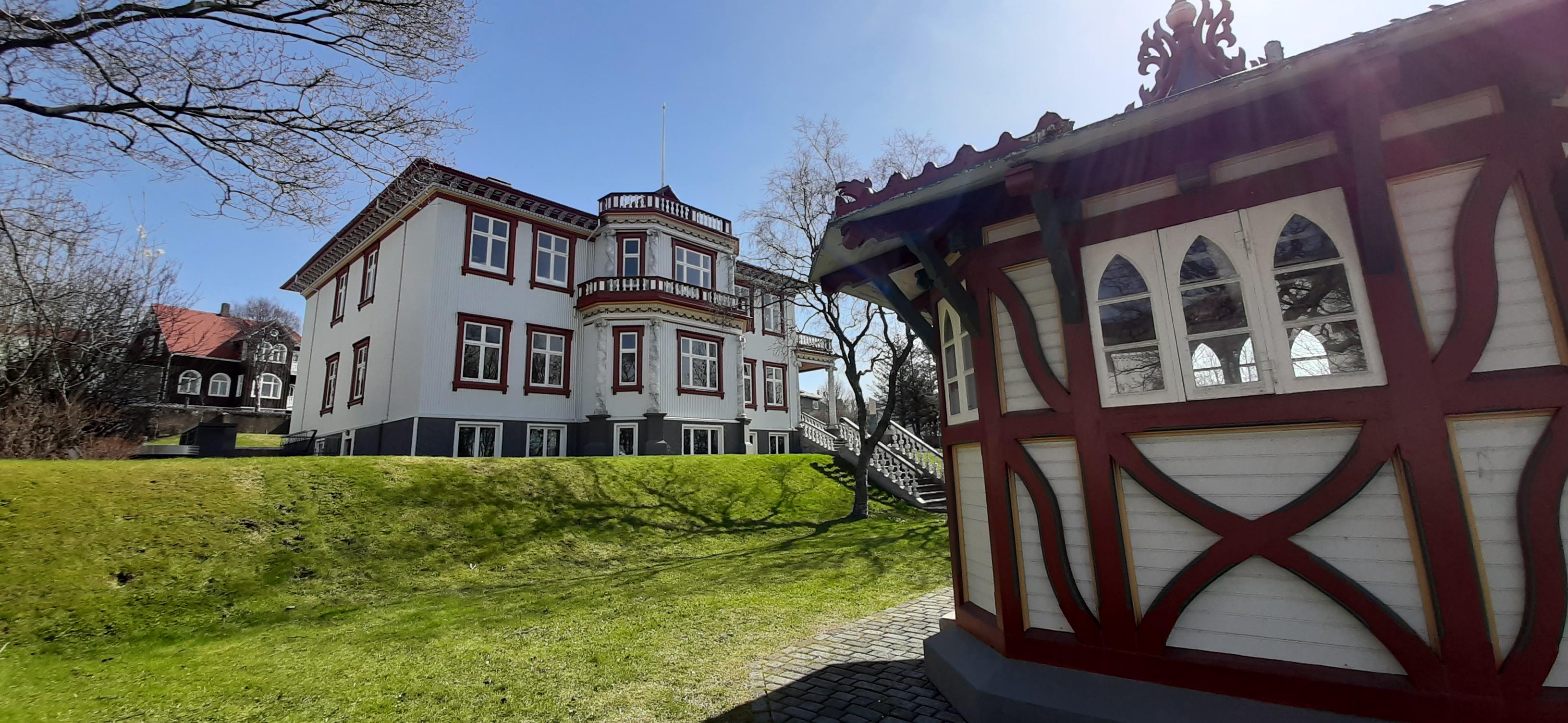Hallargardurinn, Reykjavik