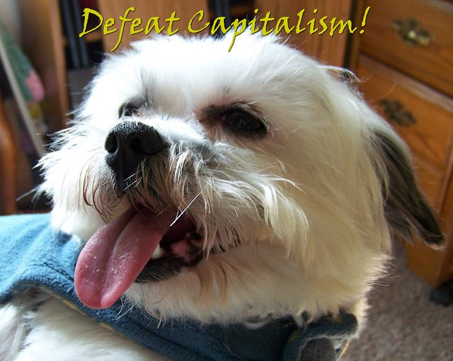 Jere I. Says Defeat Capitalism!