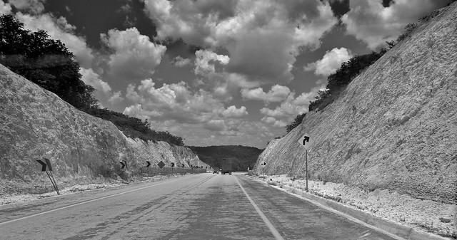 MEXICO, ,Campeche, Auf dem Weg von Palenque nach Balamku und Calakmul, 19708/12624