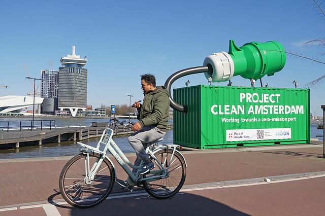 De Ruijterkade - Amsterdam (Netherlands)