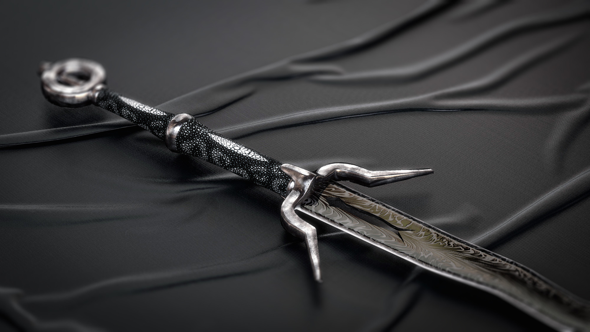 Ciri S Sword Redesign At The Witcher 3 Nexus Mods And Community