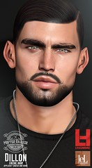 ((Mister Razzor)) Dillon Facial Hair