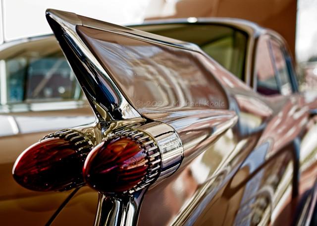 Visions Past. 1959 Cadillac, 2017-03
