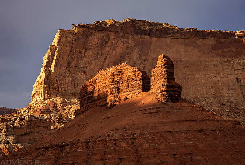 Tomsich Butte Layers