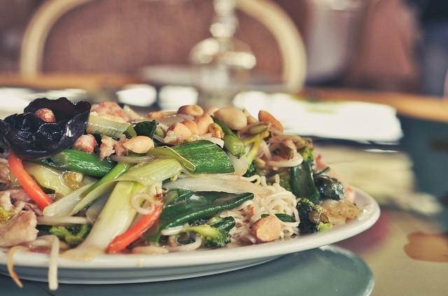 Chop suey de verduras