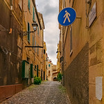 Via Barcellonetta, Alghero, Sardegna (explored)
