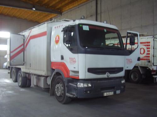 Renault 340 TRO fàbrica