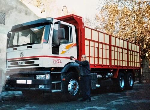 Iveco TRO gener 1997 CONSA Carrosser