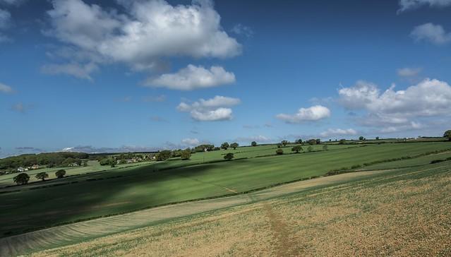NE Derbyshire.....