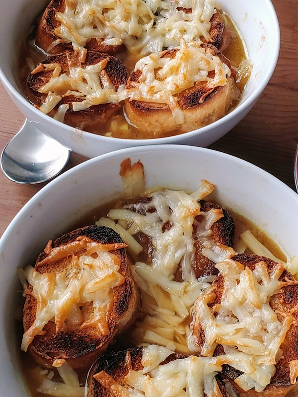 Success: French Onion Soup