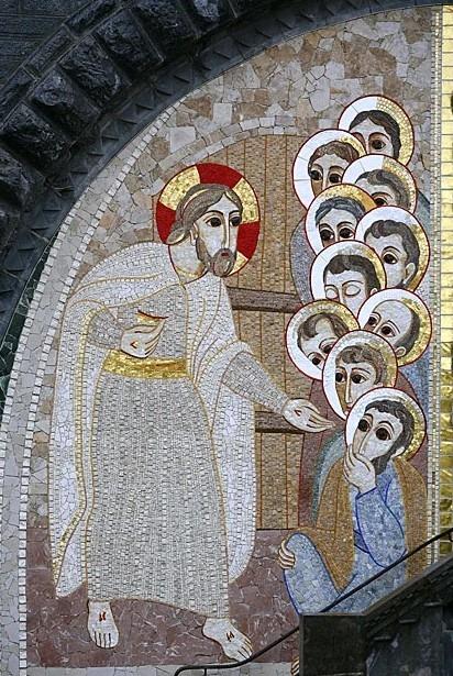 Jesús encarga a los doce la tarea de evangelizar
