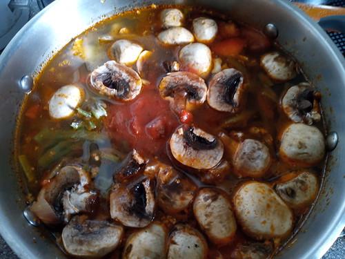 vegetable soup Apr 20