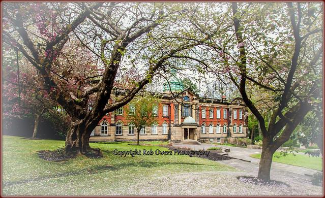 Redhills Miners Hall Durham (c)