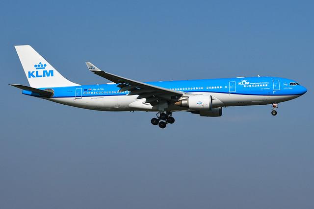A330-203 KLM PH-AOA