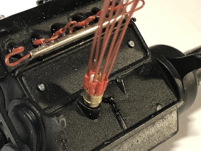 DELAHAYE Type 135 modèle 1938 ... Du scratch, du scratch, encore du scratch et toujours du scratch ! Réf 80707 49852039797_443e075c95_c