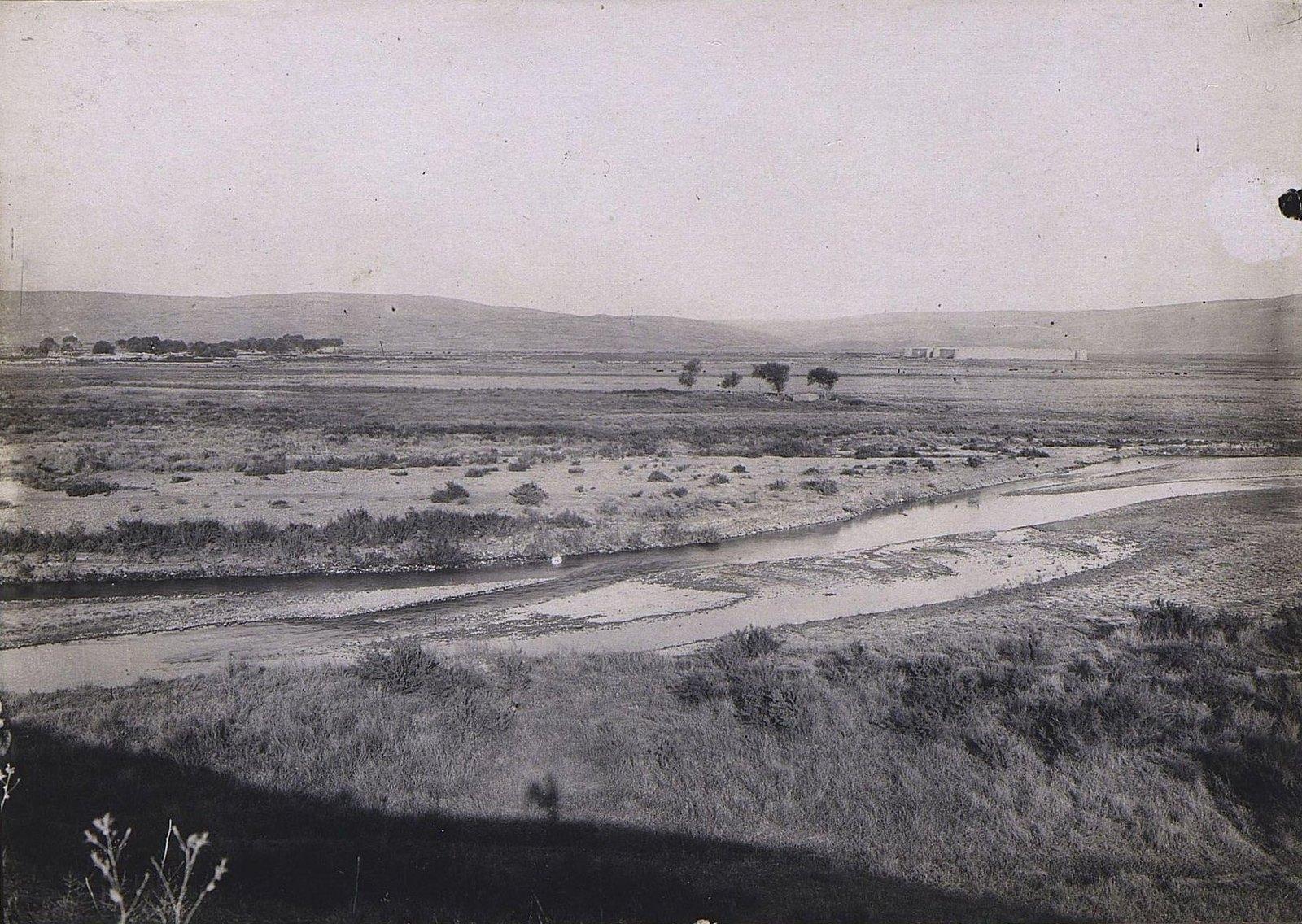 26. Песчаная степь
