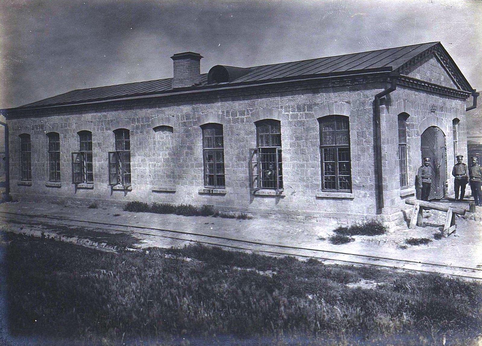 22. Здание казармы