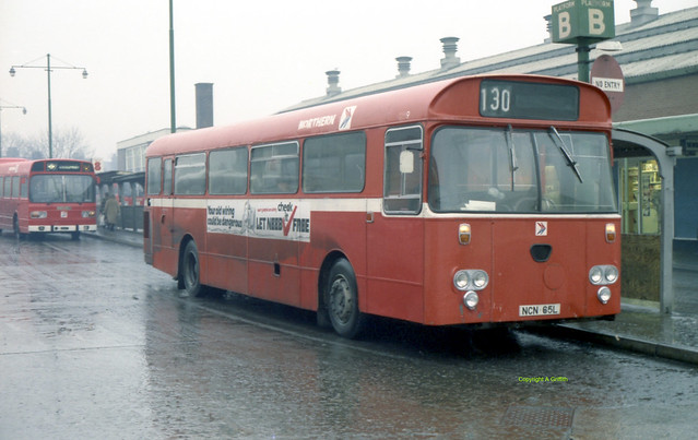 Northern 4259 Sunderland early 1980s