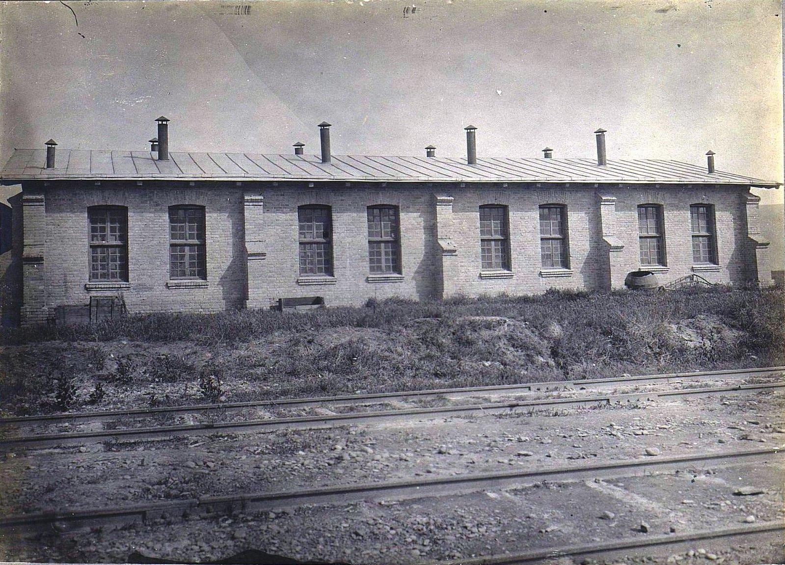 21. Здание казармы