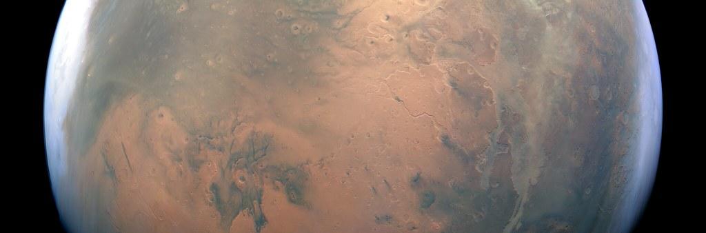 Lunae Planum - Mars Express