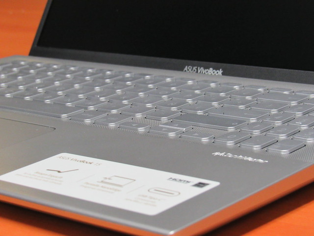 Teclado - Asus Vivobook X512F