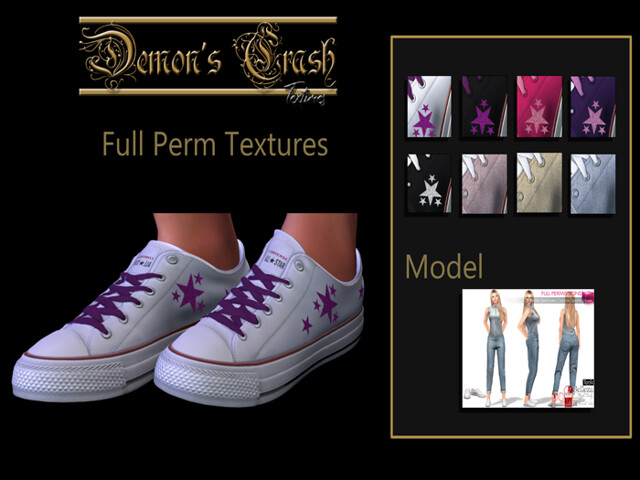 [DC] Textures – Full Perm White Sketchers Canvas