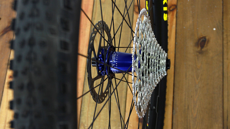 Custom Build Up Wheels