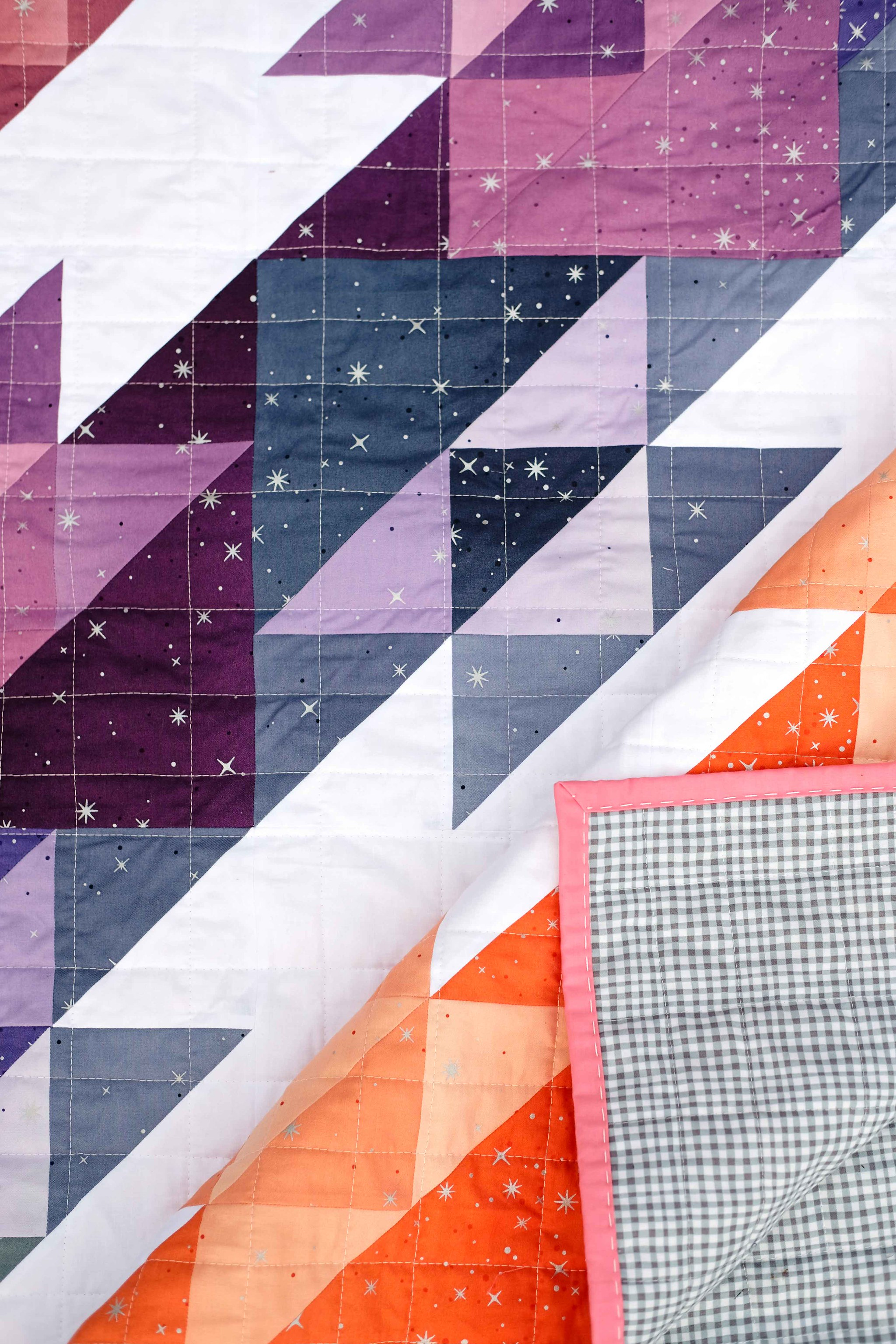 The Georgie Quilt - Kitchen Table Quilting