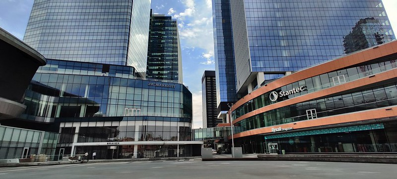 Edmonton Notes for May 3, 2020