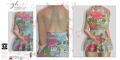 Garden-Flower-Dress-Poster