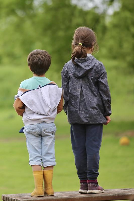 Les enfants de l'ASE (Aide Sociale à l'Enfance) prennent l'air à la base de loisirs de Saint-Quentin-en-Yvelines