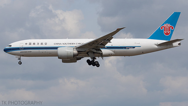 B-2026 China Southern Airlines Boeing 777-F1B