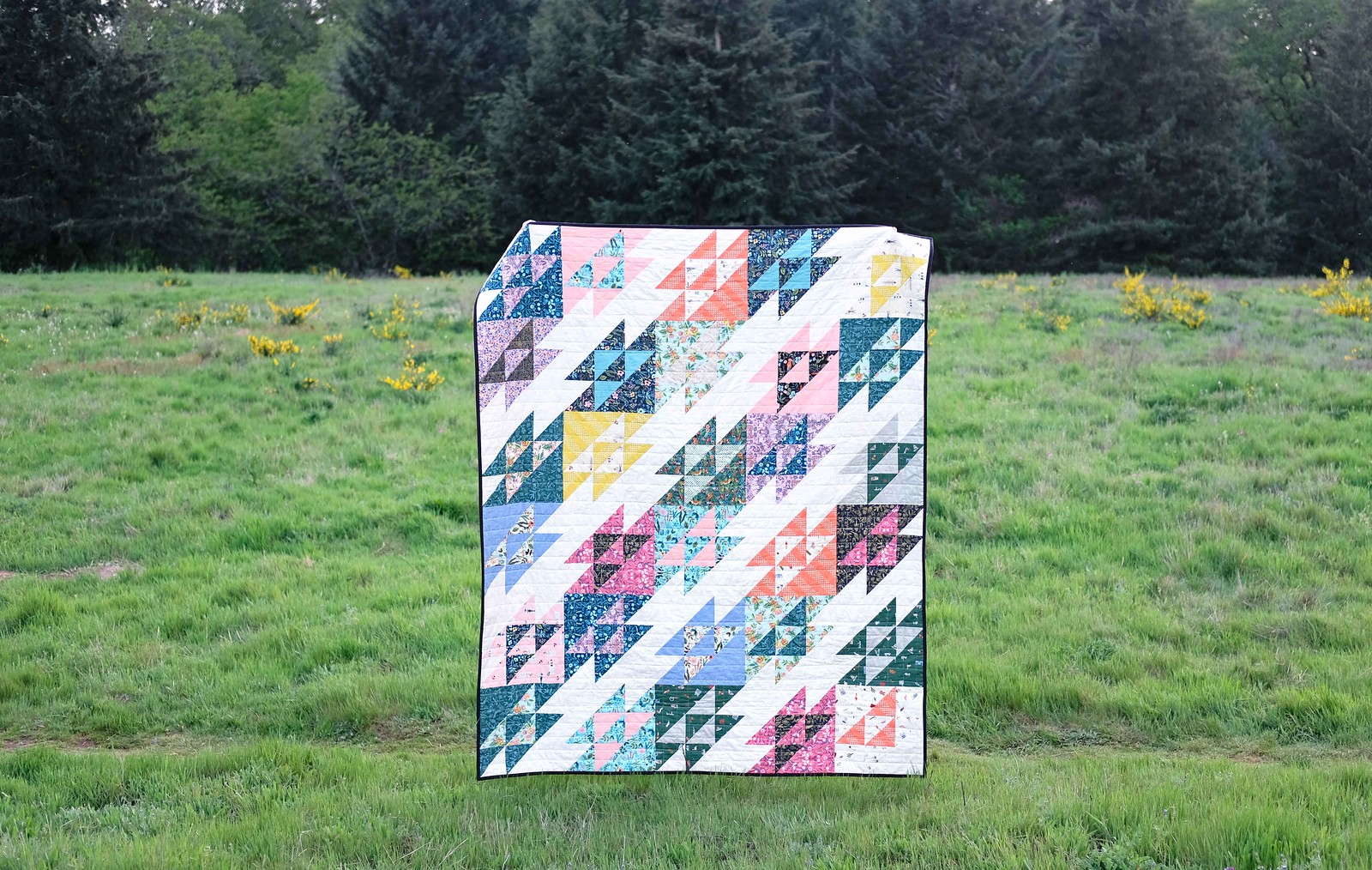 The Georgie Quilt - Kitchen Table Quilting6354-Edit-2